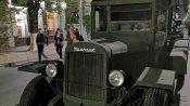 В Ростове-на-Дону прошла репетиция парада ко Дню Победы: фоторепортаж