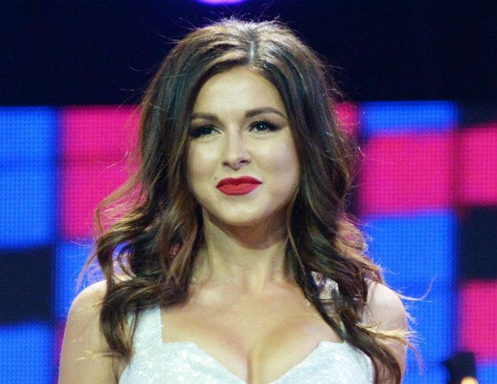 Нюша не исключает создание дуэта с Егором Кридом