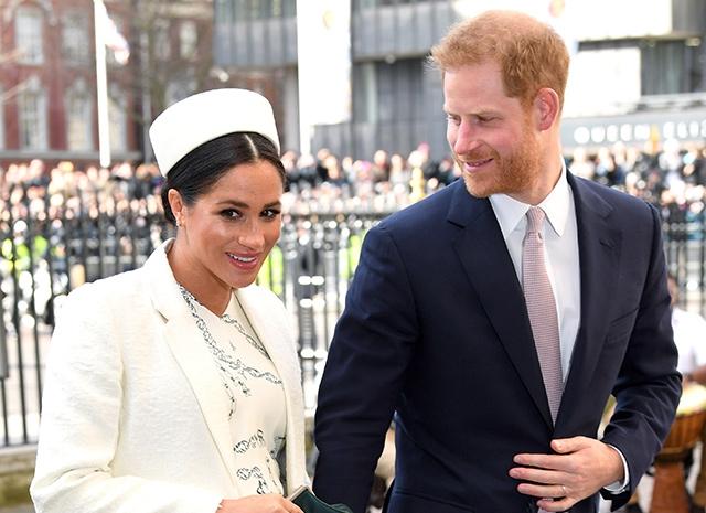 Присутствовавший на родах Меган Маркл принц Гарри гордится женой