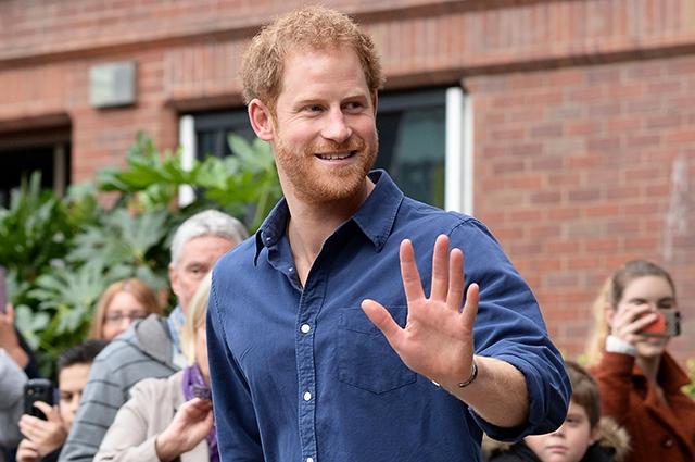 Принц Гарри поделился своими эмоциями после рождения сына