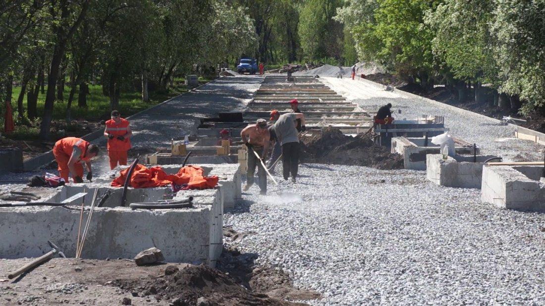 В Ростовской области благоустроят парк почти за 31 миллион рублей