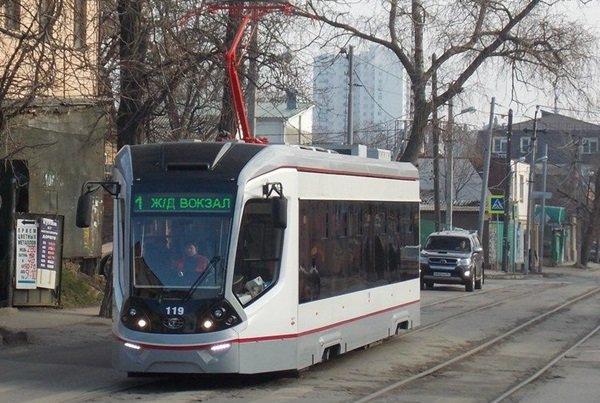 В Ростове трамваи № 1 и 4 изменят маршруты