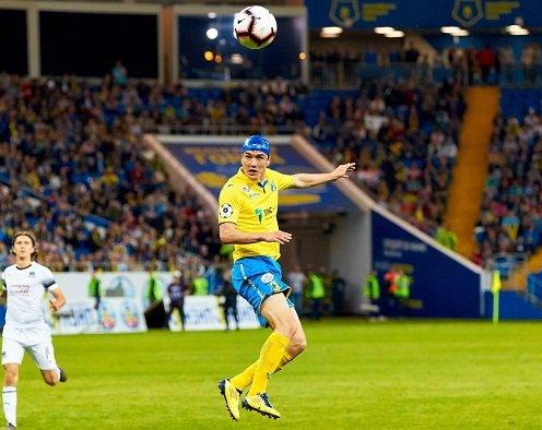 Элдор Шомуродов признан лучшим игроком матча «Ростов» - «Краснодар»