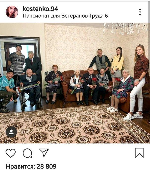 Знаменитые ростовчане поздравили россиян с днем Победы