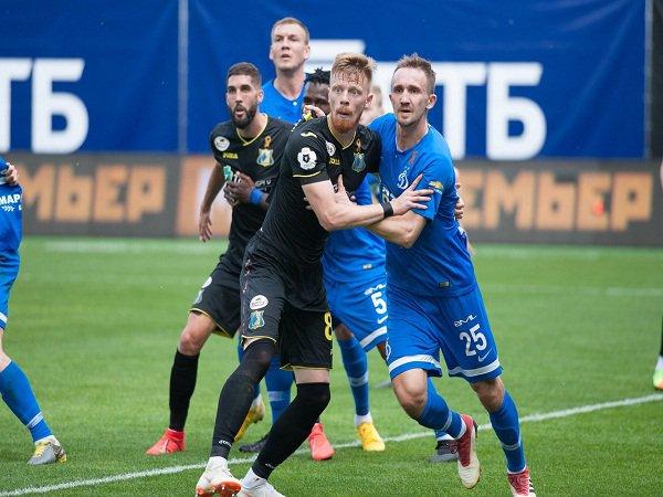 В Химках «Ростов» и «Динамо» сыграли вничью