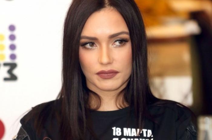 Ольга Серябкина получила травму головы на съемках клипа