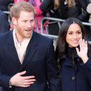 Меган Маркл и принц Гарри показали новое фото малыша