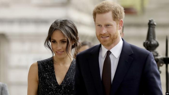 У принца Гарри назревают проблемы в отношениях с женой