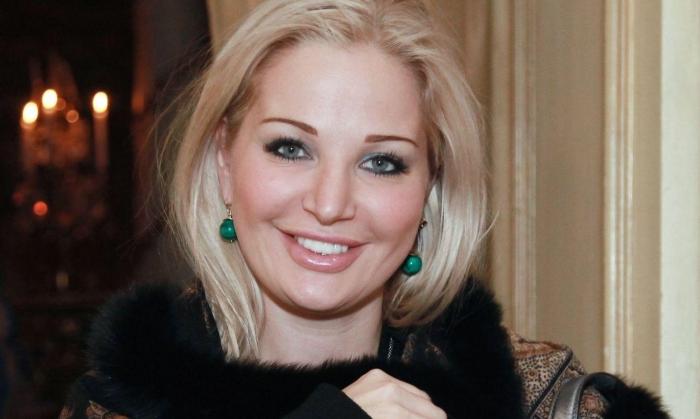 Максакова отсудила у бывшей жены Вороненкова миллиард рублей