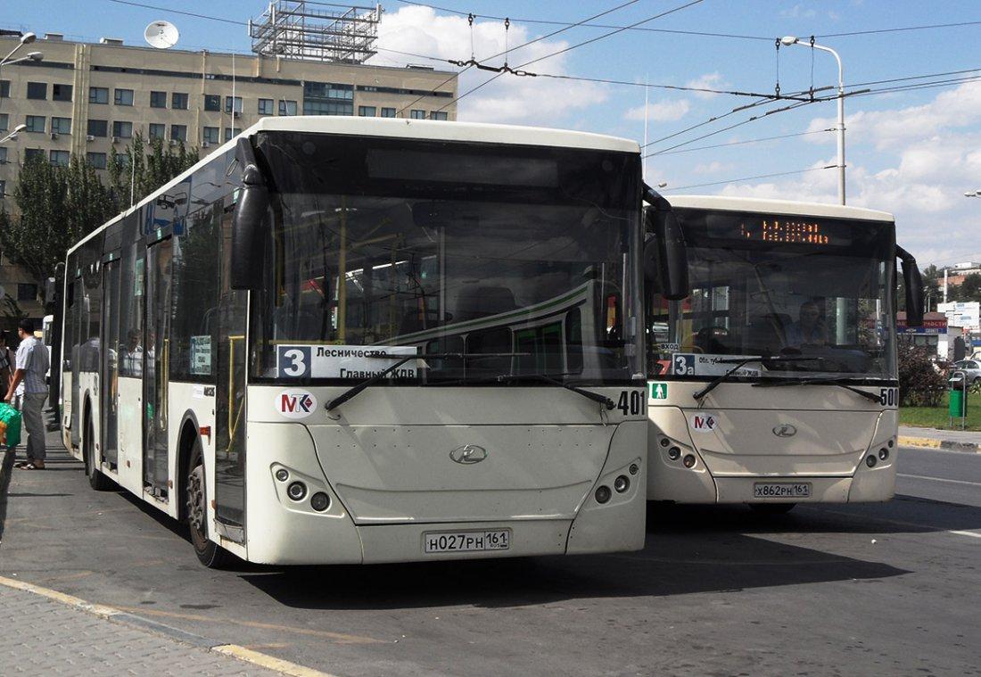 На время масштабного забега в Ростове изменится схема движения общественного транспорта
