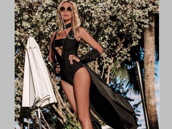 Ростовчанка Виктория Лопырева показала шикарную фигуру в купальнике
