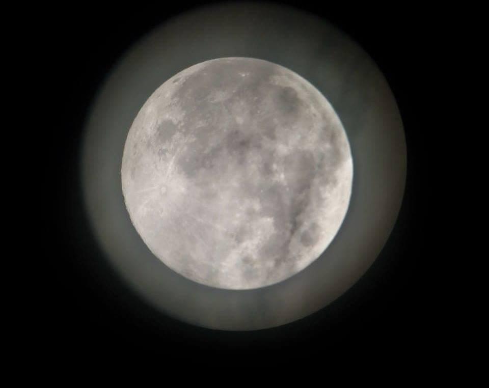 Ростовчане смогут увидеть сближение Луны с Юпитером