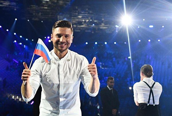 Сергей Лазарев заподозрил жюри «Евровидения» в предвзятости