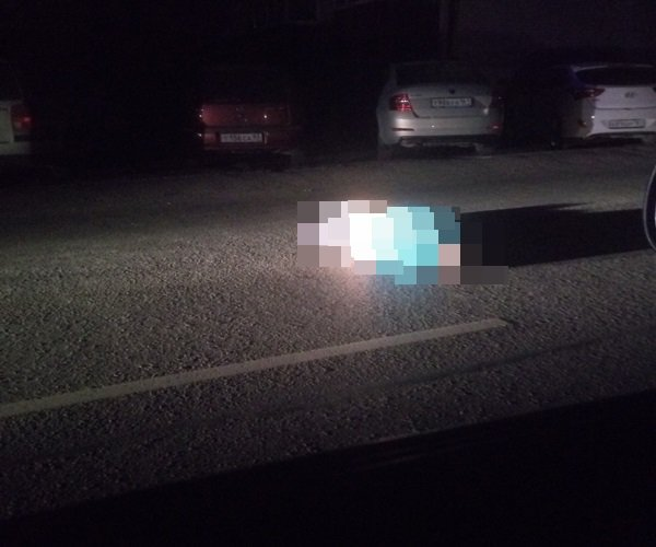 Под Ростовом 21-летний водитель иномарки насмерть сбил пешехода