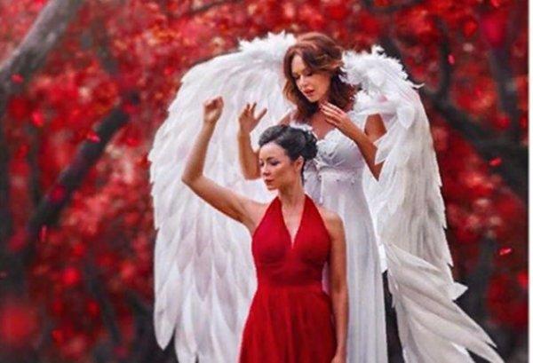 Ростовчанка Ирина Безрукова удивила фанатов фотографией в образе ангела