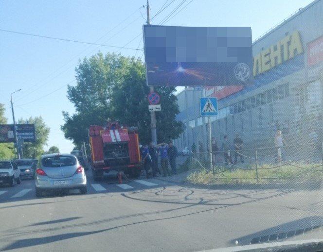В Таганроге из-за угрозы минирования эвакуировали вокзал и торговые центры