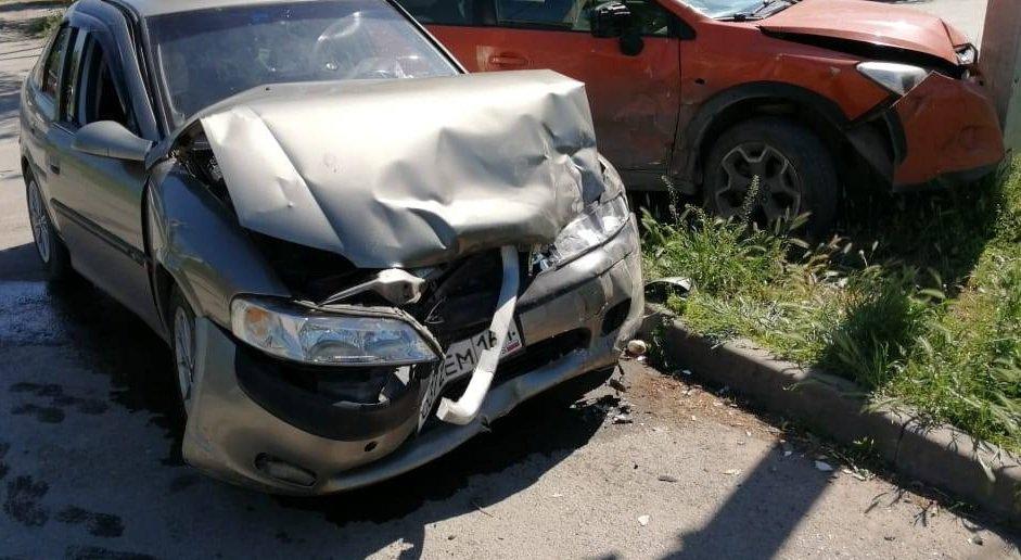 В Волгодонске в результате ДТП пострадал 44-летний мужчина