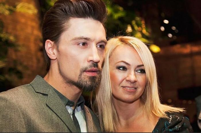 Яна Рудковская крутила роман с Димой Биланом