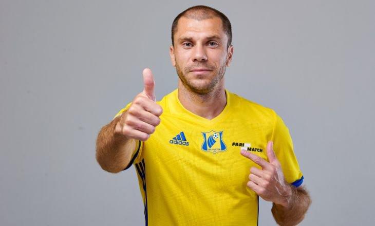 Тимофей Калачев стал лучшим игроком матча «Ростов» - «Зенит»
