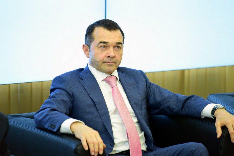 Замгубернатора Ростовской области по экономразвитию уволился с должности