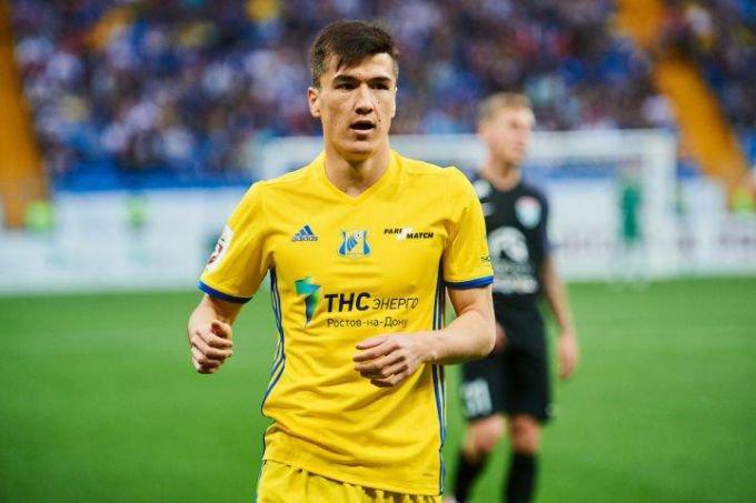 Элдор Шомуродов продлил контракт с ФК «Ростов»