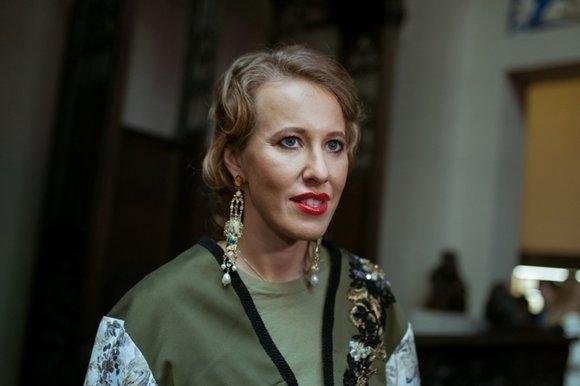 Ксения Собчак планирует вернуться на Первый канал спустя десять лет