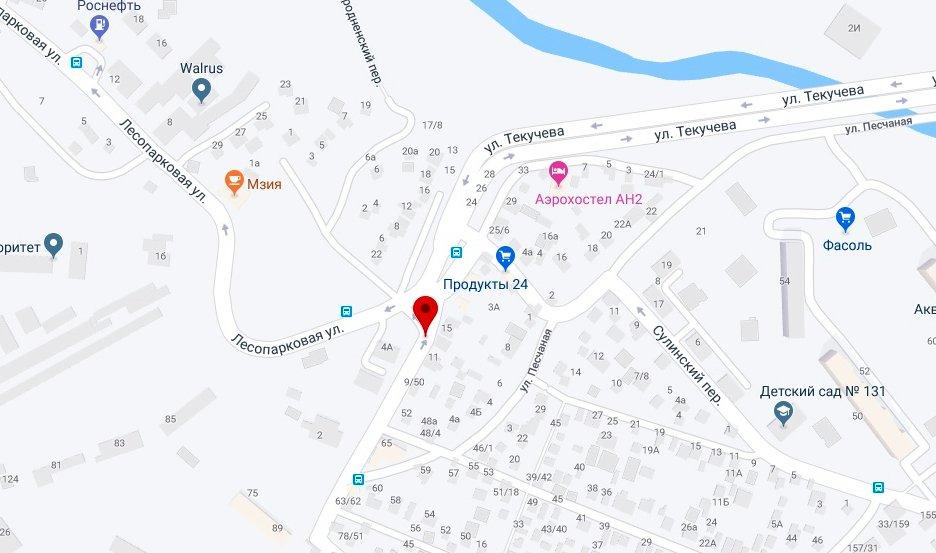 В Ростове переулок Майкопский возле Ботанического сада станет односторонним