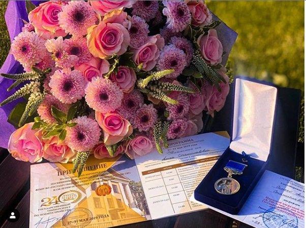 Победительница конкурса «Мисс Россия-2019» из Азова стала почетным студентом