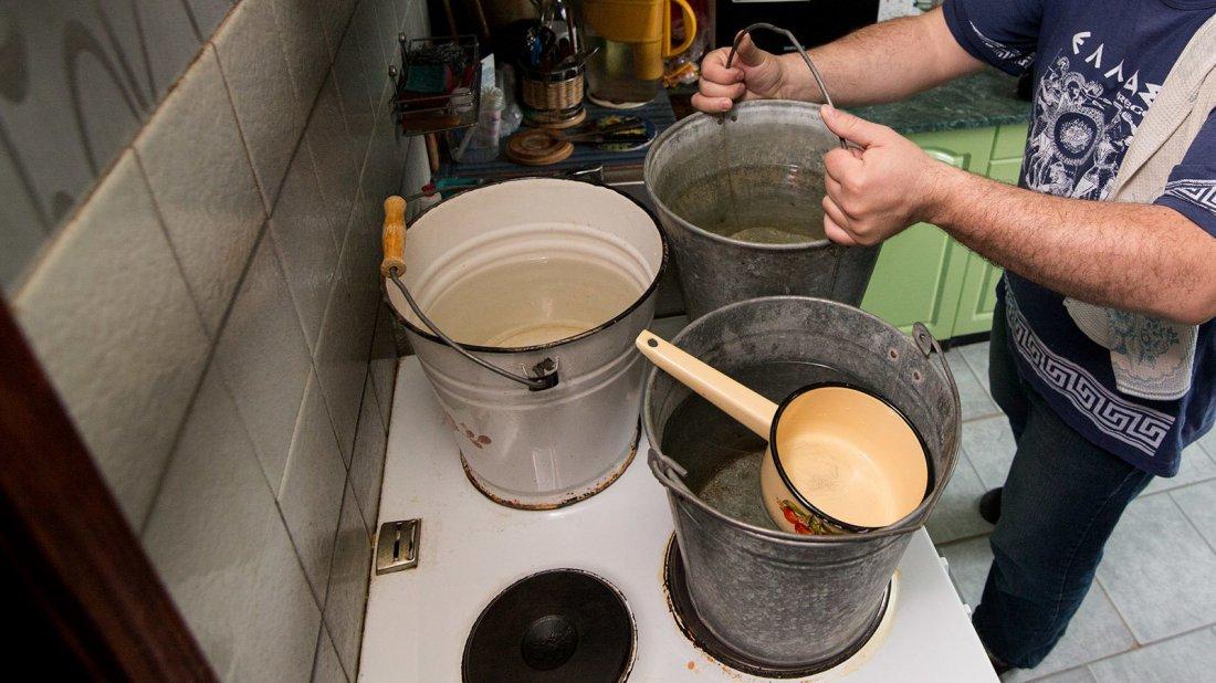 Горячая вода в домах ростовчан появится к 3 июня