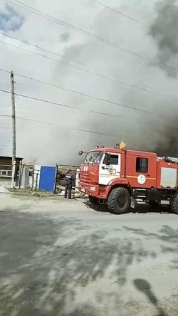 «Упустили огонь?»: жители Новокуйбышевска рассказали о страшном пожаре в частном секторе