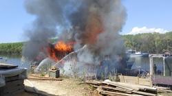 Появилась официальная информация о взрыве на Сухой Самарке