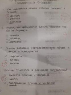 Второклашки из Новокуйбышевска должны знать, что такое налоги, расходы и содержание армии