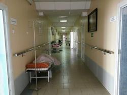 В Самарской области пациент попытался оторвать голову санитарке, а после умер