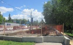 Вспышка слева: в Самаре деревья помешали ремонту тепломагистрали на Стара-Загоре