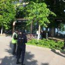 Прямо сейчас полиция оцепила ресторан «Перчини» на набережной