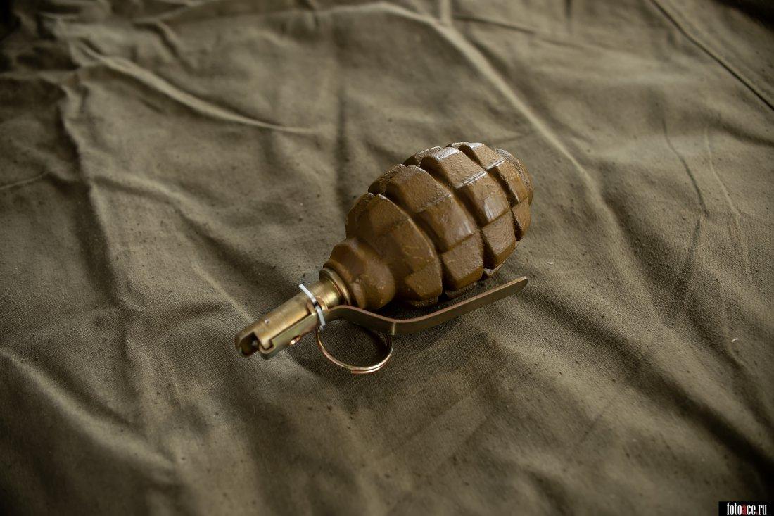 В Таганроге мужчина нашел боевую гранату