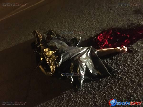 В Ростове в районе старого аэропорта насмерть сбили пешехода