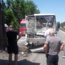 На трассе М-4 «Дон» произошло массовое ДТП с автобусом: пострадали 9 человек