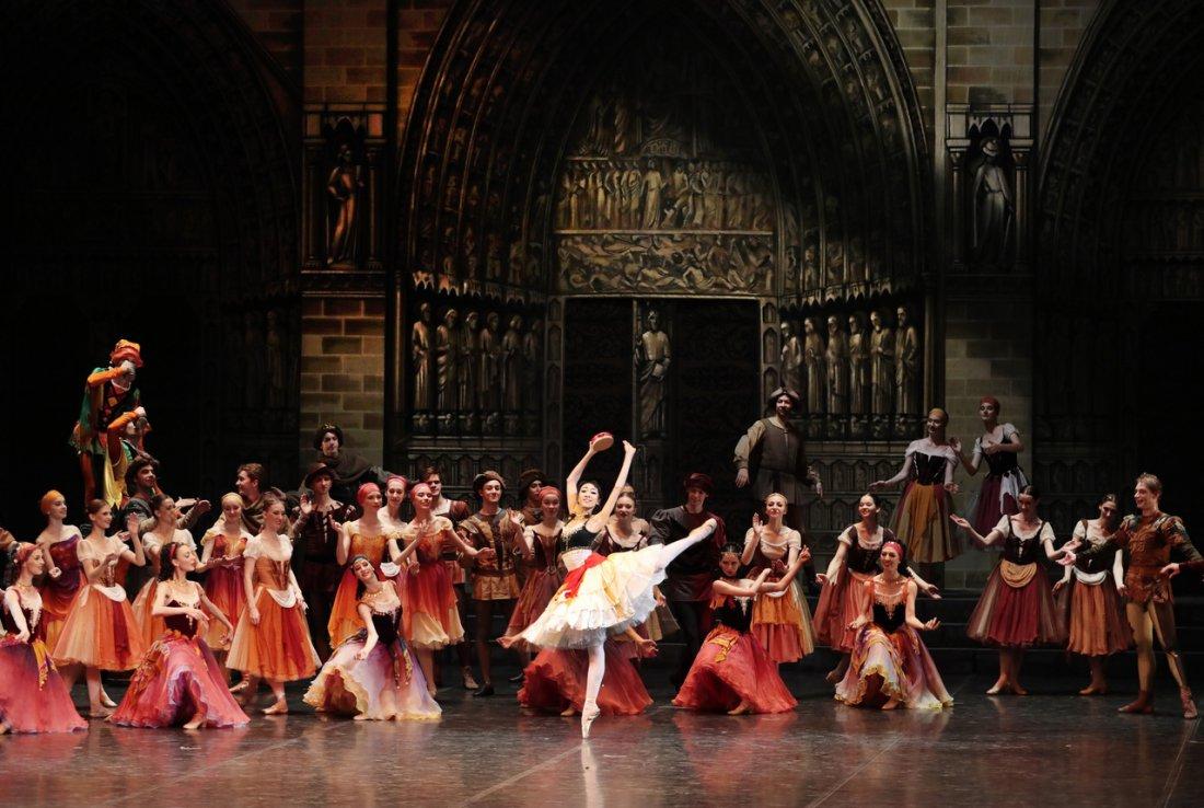 Ростовский балет «Эсмеральда» представят на сцене Большого Театра в Москве