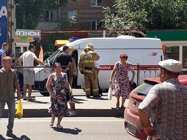 В Ростове водитель на грузовике сбил насмерть пешехода