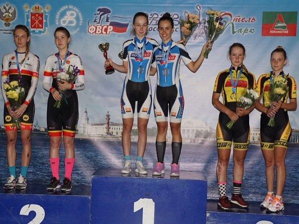 Ростовские велогонщицы стали победителями Кубка России