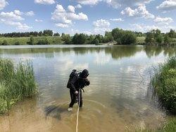 Самарец утонул в Мусорке: за телом ныряли водолазы