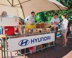 Самый посещаемый пикник на фестивале набережных