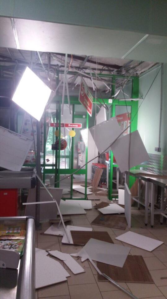 В Дзержинске  в цехе по производству тротила прогремели взрывы: 43 пострадавших