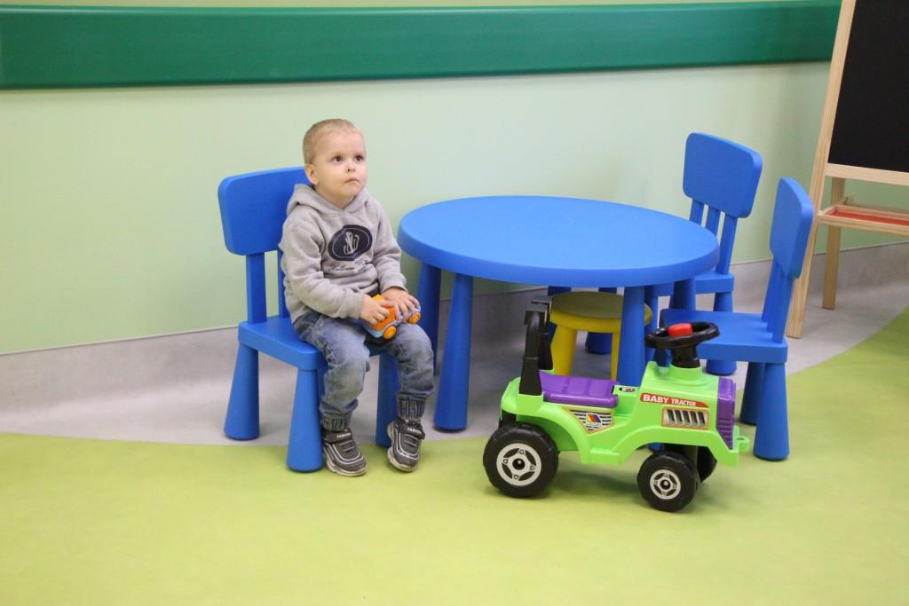 Берегут здоровье малышей: в Самаре проведена модернизация детской поликлиники