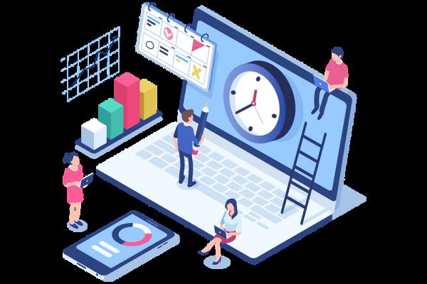 Система автоматического учета работы бизнеса